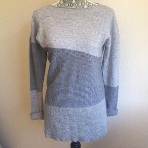 Cozy Tunic sweater wool blend